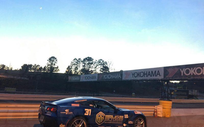 Azul Motorsports - 107