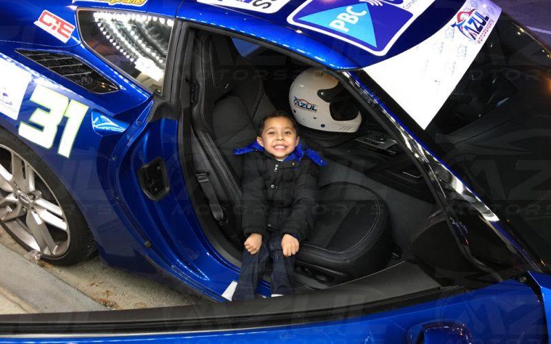 Azul Motorsports - 114