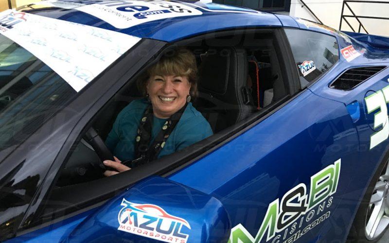 Azul Motorsports - 122