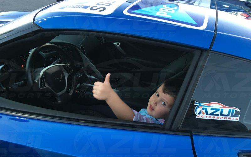 Azul Motorsports - 124