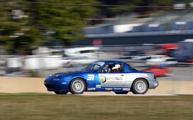 Azul Motorsports - 27