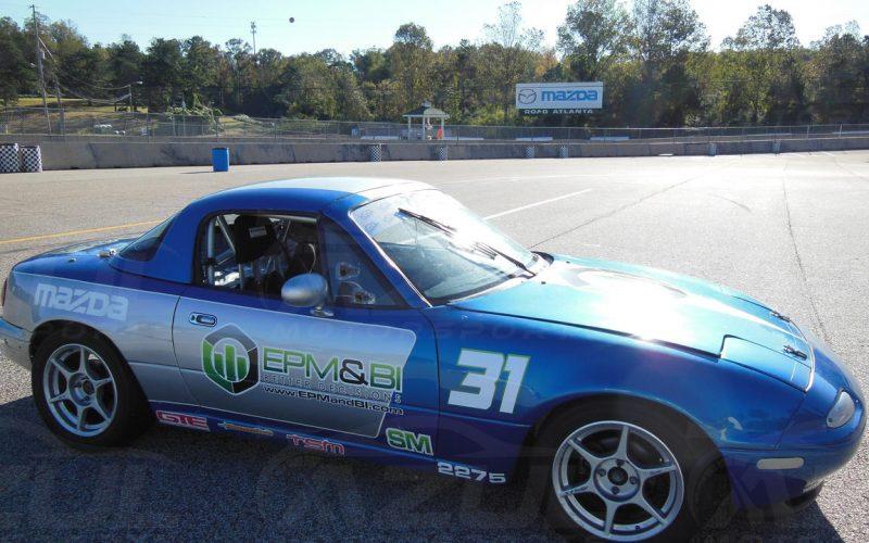 Azul Motorsports - 43