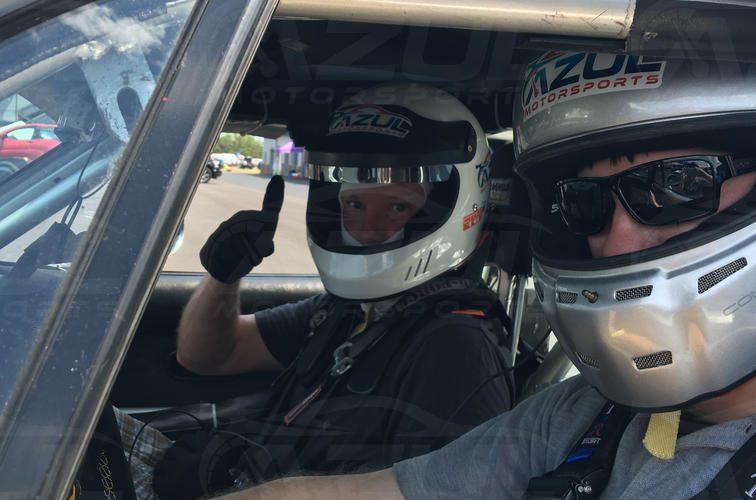 Azul Motorsports - 63