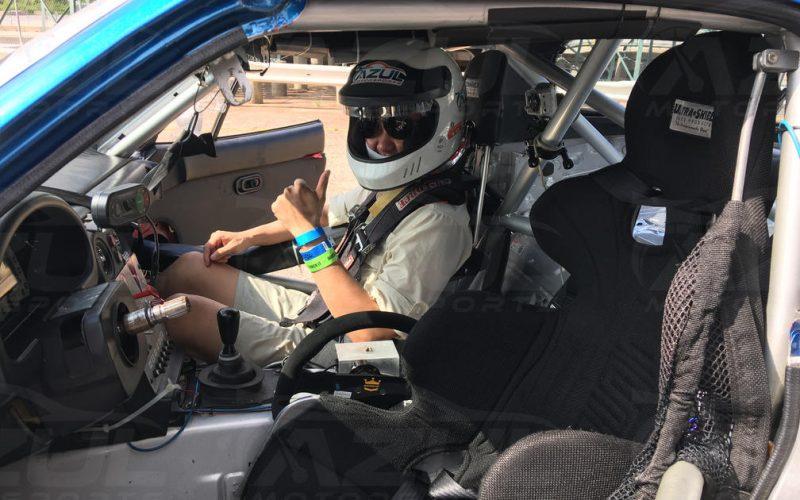 Azul Motorsports - 68