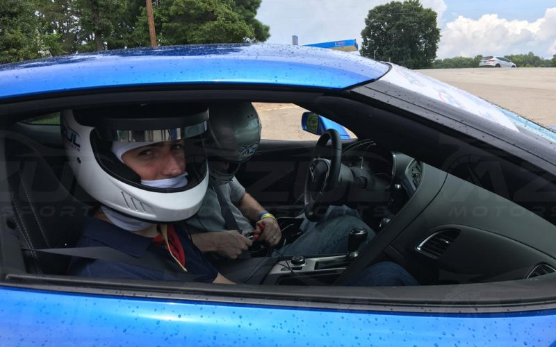 Azul Motorsports - 71
