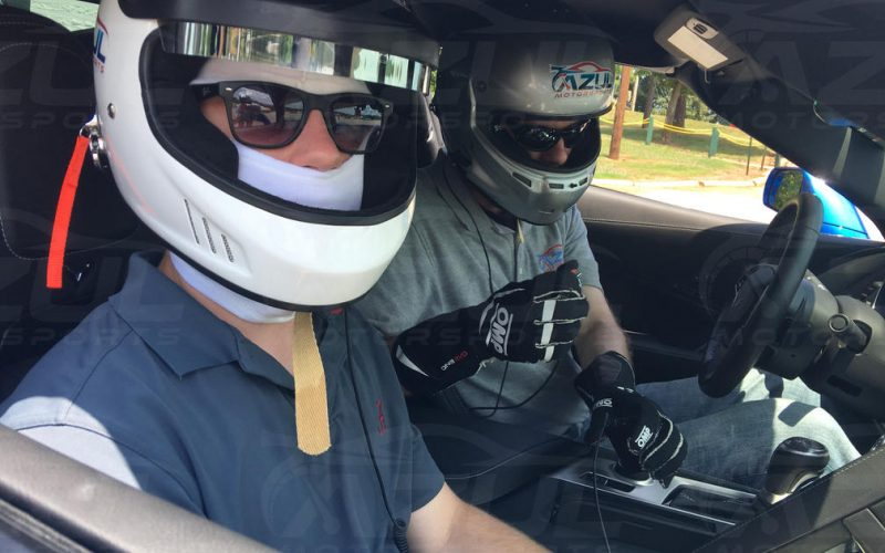 Azul Motorsports - 75