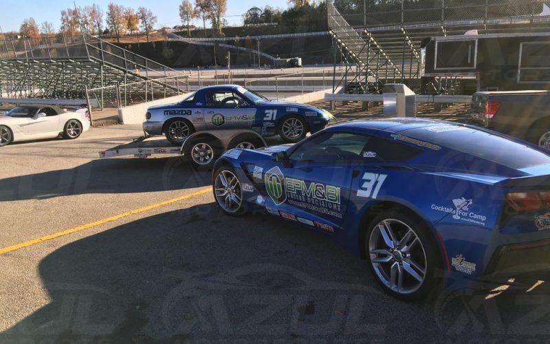 Azul Motorsports - 87