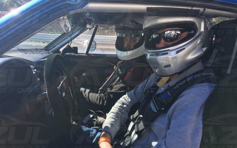 Azul Motorsports - 91