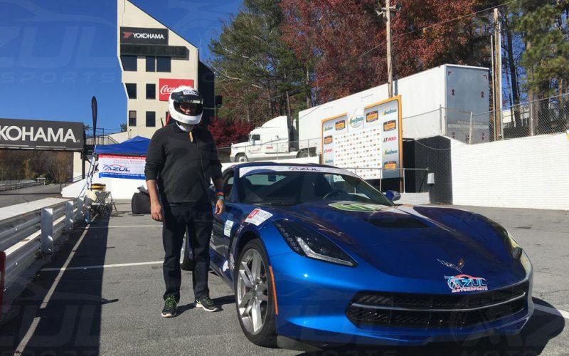 Azul Motorsports - 93