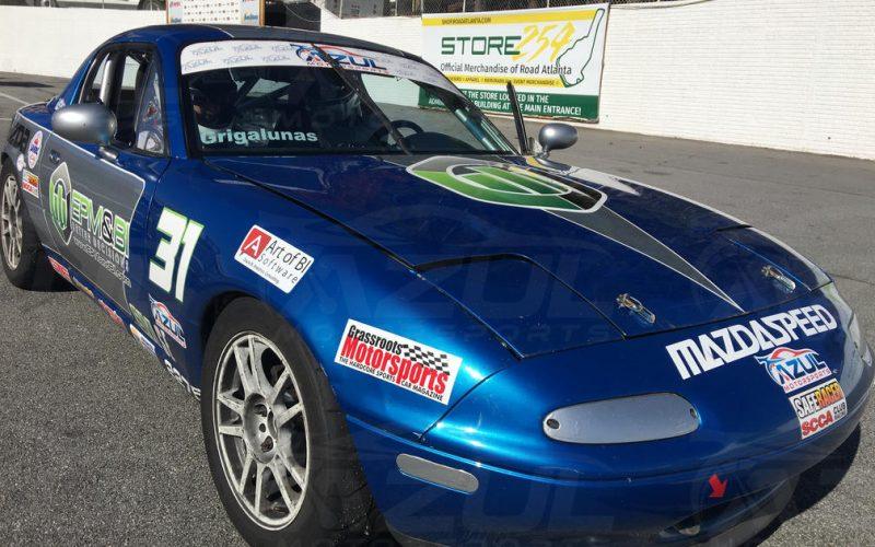 Azul Motorsports - 96