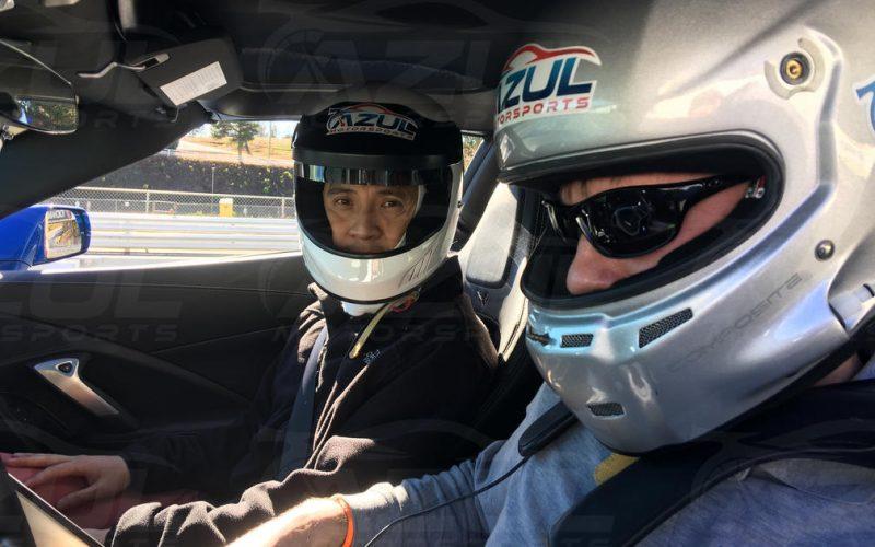 Azul Motorsports - 97